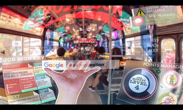 La réalité augmentée va changer votre vie !