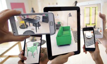 La réalité augmentée va changer votre shopping !