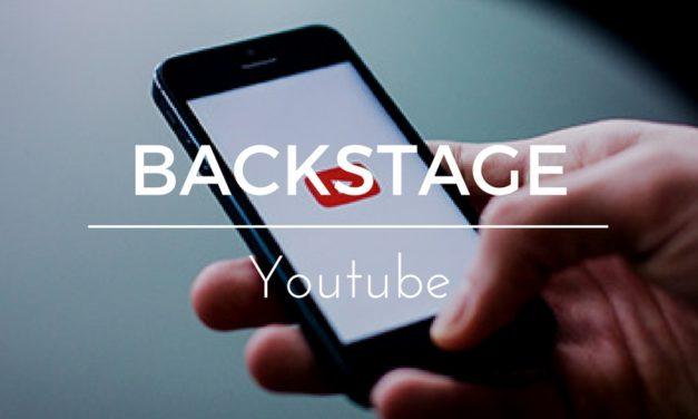 Backstage de Youtube : le nouveau réseau social de Google