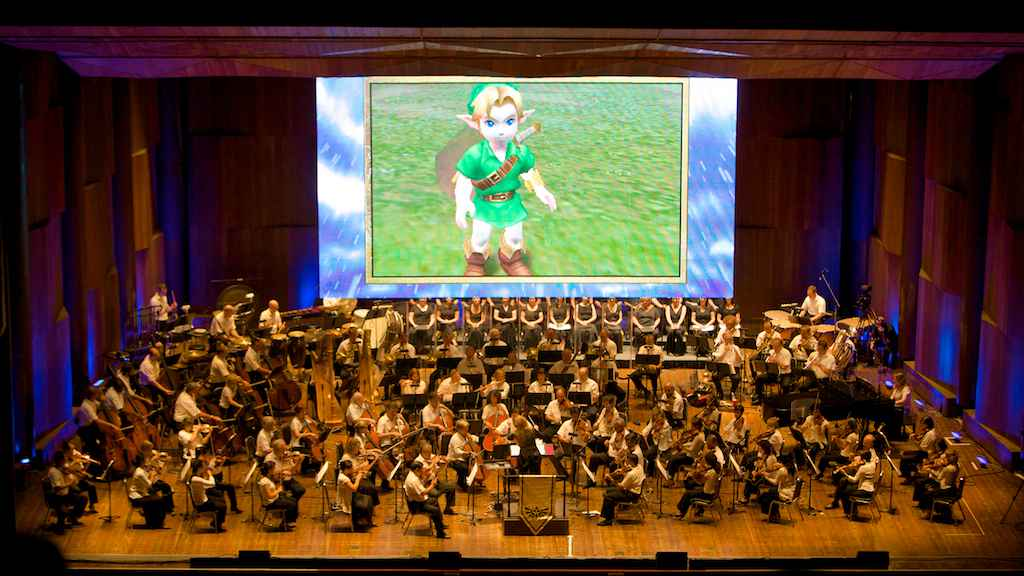 La musique de jeu vidéo entre live et digital.