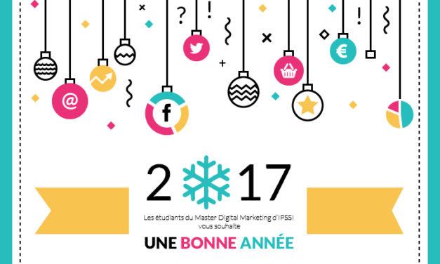 Tous nos meilleurs Digi-voeux pour 2017 !