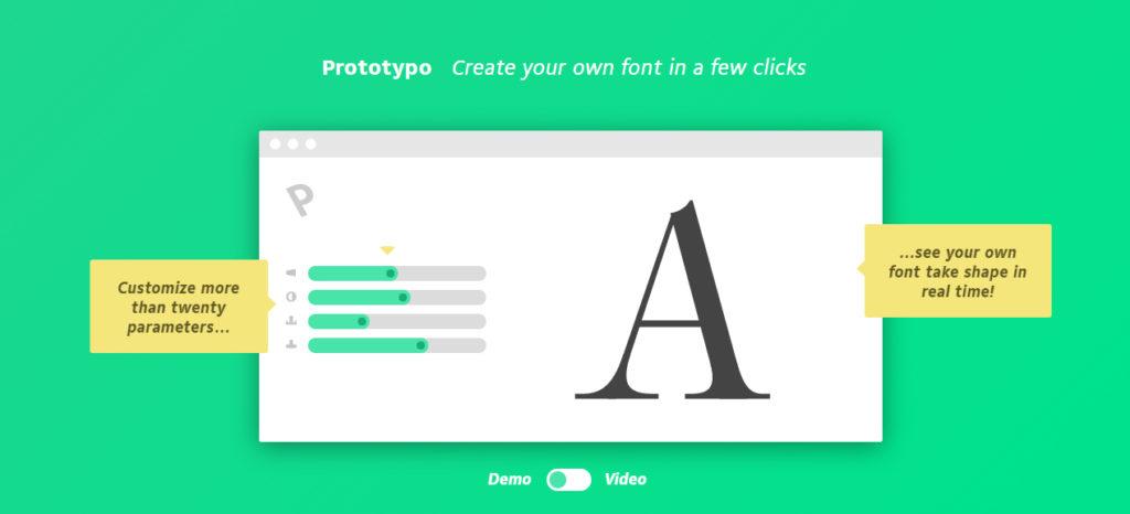 accueil Prototypo
