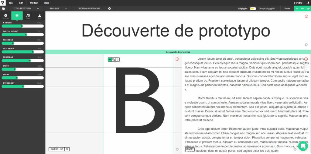 page-de-personnalisation-prototypo