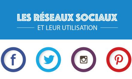 Les réseaux sociaux et leur utilisation