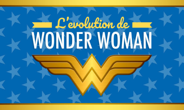 L'évolution de Wonder Woman