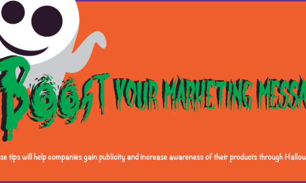 BOO..st your marketing message