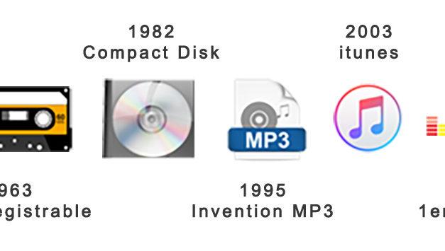 La transformation digitale: Quel impact sur le milieu musical